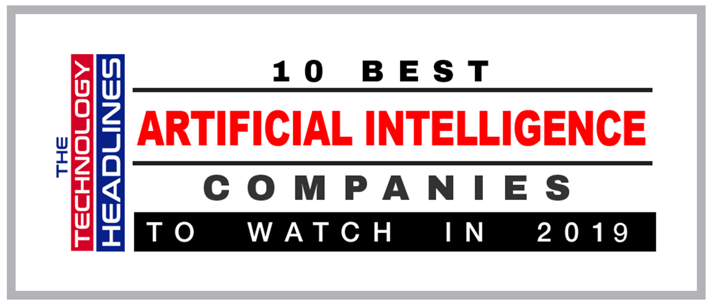 best AI companies 2019 ranking by the technology headlines