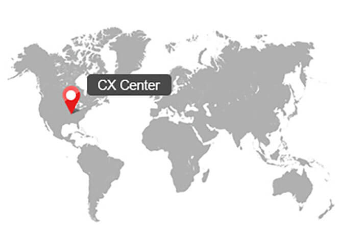 Customer Experience Center